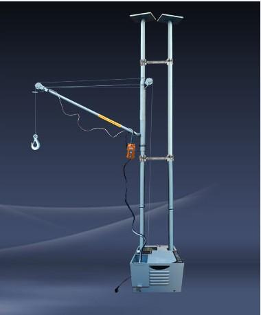 双柱小吊机吊运机