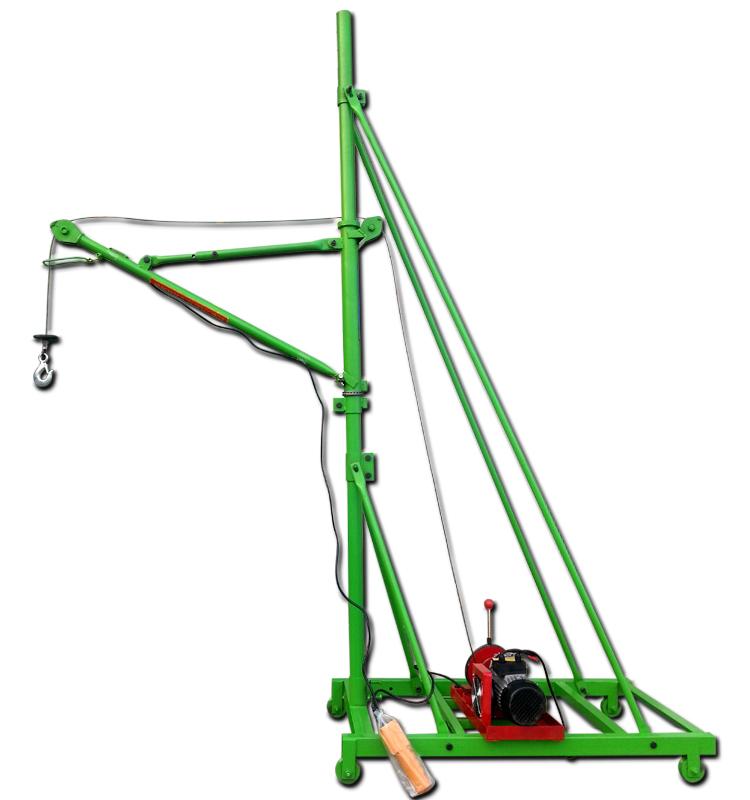 推拉式小吊机
